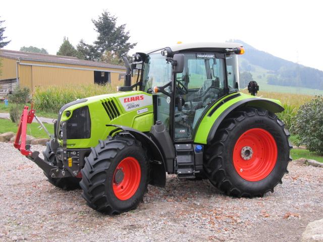 Offre spéciale tracteur démo Claas Arion 450