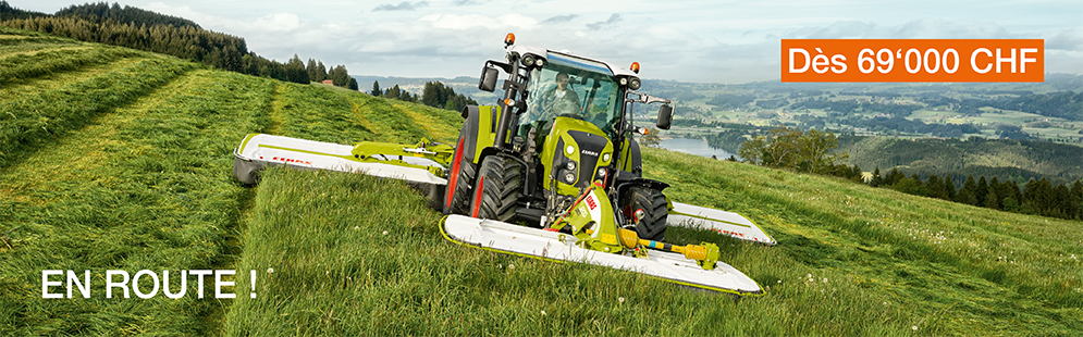 Action Claas Arion 400