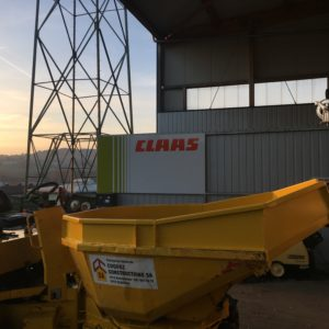 Modification benne Dumper